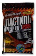 """Пластилин Мегамикс """"Тигровый орех"""" для рыбалки, вес 500гр, рыболовный пластилин Мегамикс, ореховая прикормка-пластилин для ловли рыбы Мегамикс"""