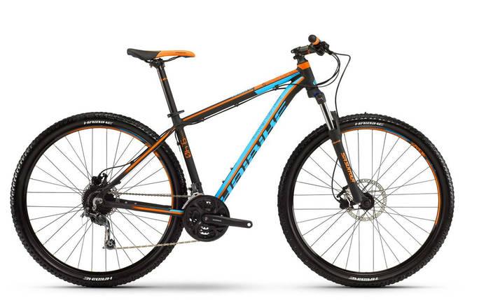 "Велосипед Haibike Big Curve 9.40 29"", рама 55см, оранжевый 2016, фото 2"