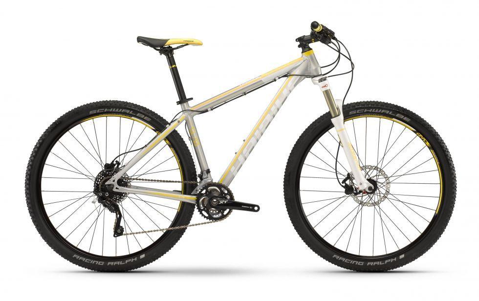 "Велосипед Haibike Big Curve 9.70 29"", рама 45см, 2016"