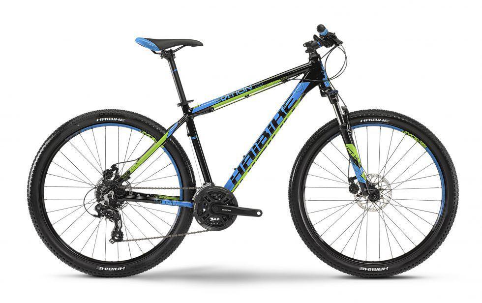 "Велосипед Haibike Edition 7.20, 27.5"",  рама 35"