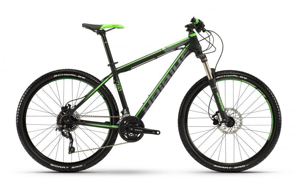 """Велосипед Haibike Edition 7.60 27,5"""", рама 50см, 2016"""