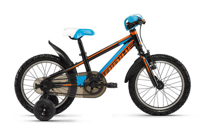 "Велосипед Haibike Greedy 16"", рама 21см, 2016, фото 2"