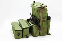 Большая карповая сумка - трансформер