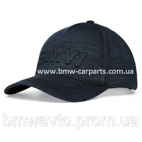 Бейсболка BMW Jersey Cap Dark Blue 2018