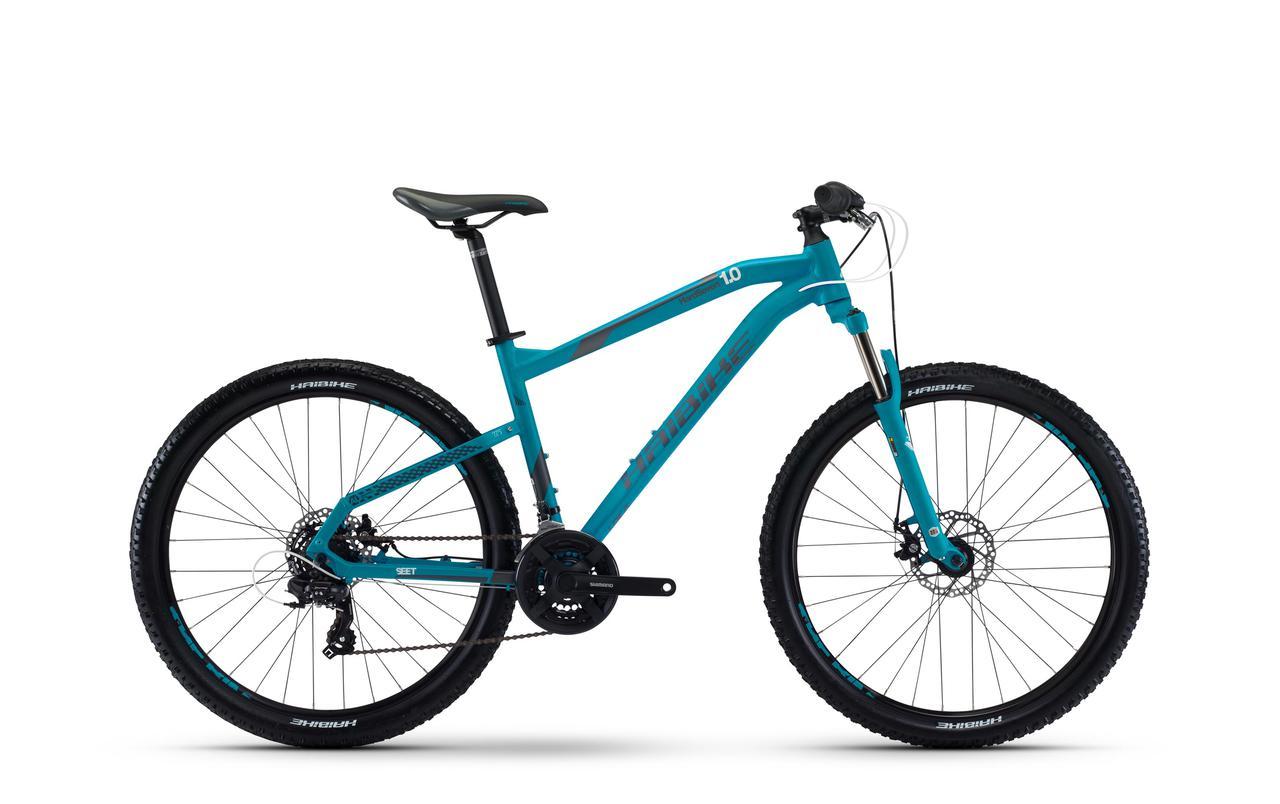 """Велосипед Haibike SEET HardSeven 1.0 27,5"""", рама 40 см, 2017"""
