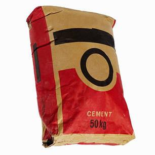 Бумажные мешки закрытые с клапаном 56х49,5х9см под сухие строительные смеси, фото 2