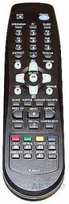 Пульт Daewoo R-55H11 (TV) (CE)