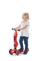 Scoot&Ride - Самокат-беговел серии Highway kick-1 от 1 до 5 лет, цвет Red, фото 1
