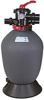 Песочный фильтр Emaux T450 Volumetric, 8 м³/ч, верхнее подключение