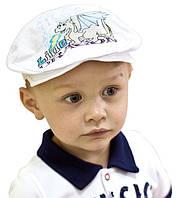Летняя кепка для мальчика. Артикул D 28