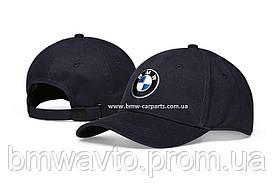 Бейсболка BMW Logo Cap Dark Blue 2018