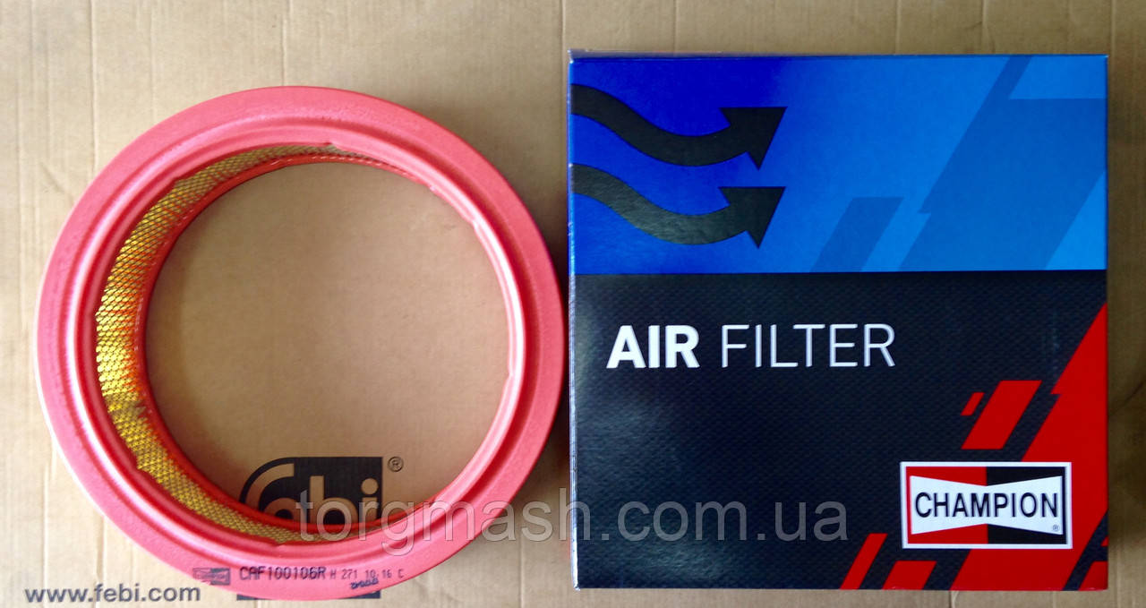 Фильтр воздушный ВАЗ 2101-07,2108-09 (карб.) Champion