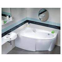 Акриловая асимметричная ванна Ravak Asymmetric 1500x1000, правая