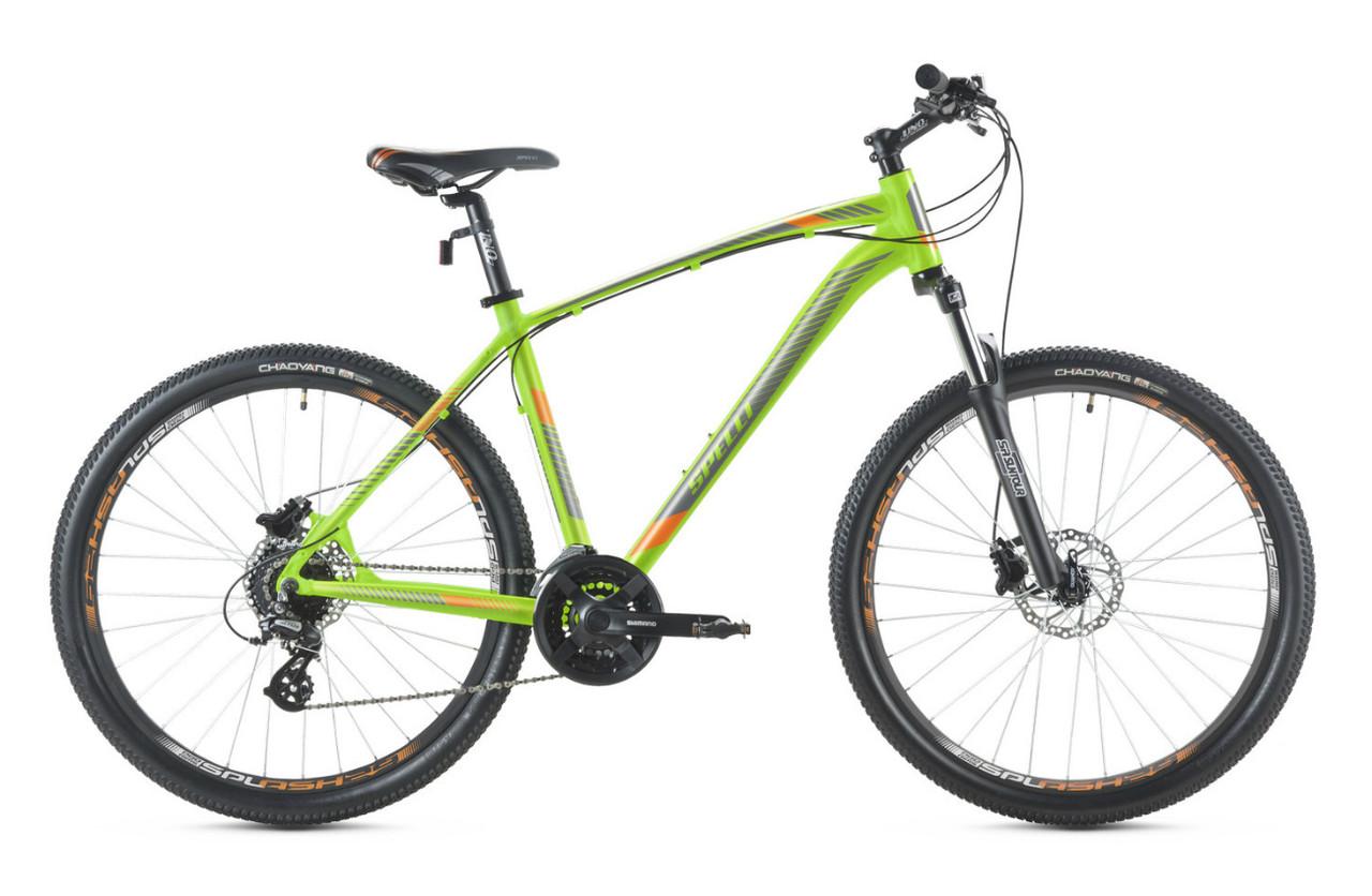 """Велосипед 29 Spelli SX-4700 disk 21"""" 2018"""