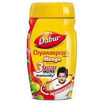 Чаванпраш Манго, Дабур (Сhyawanprash Mango, Dabur) 500 гр, фото 2