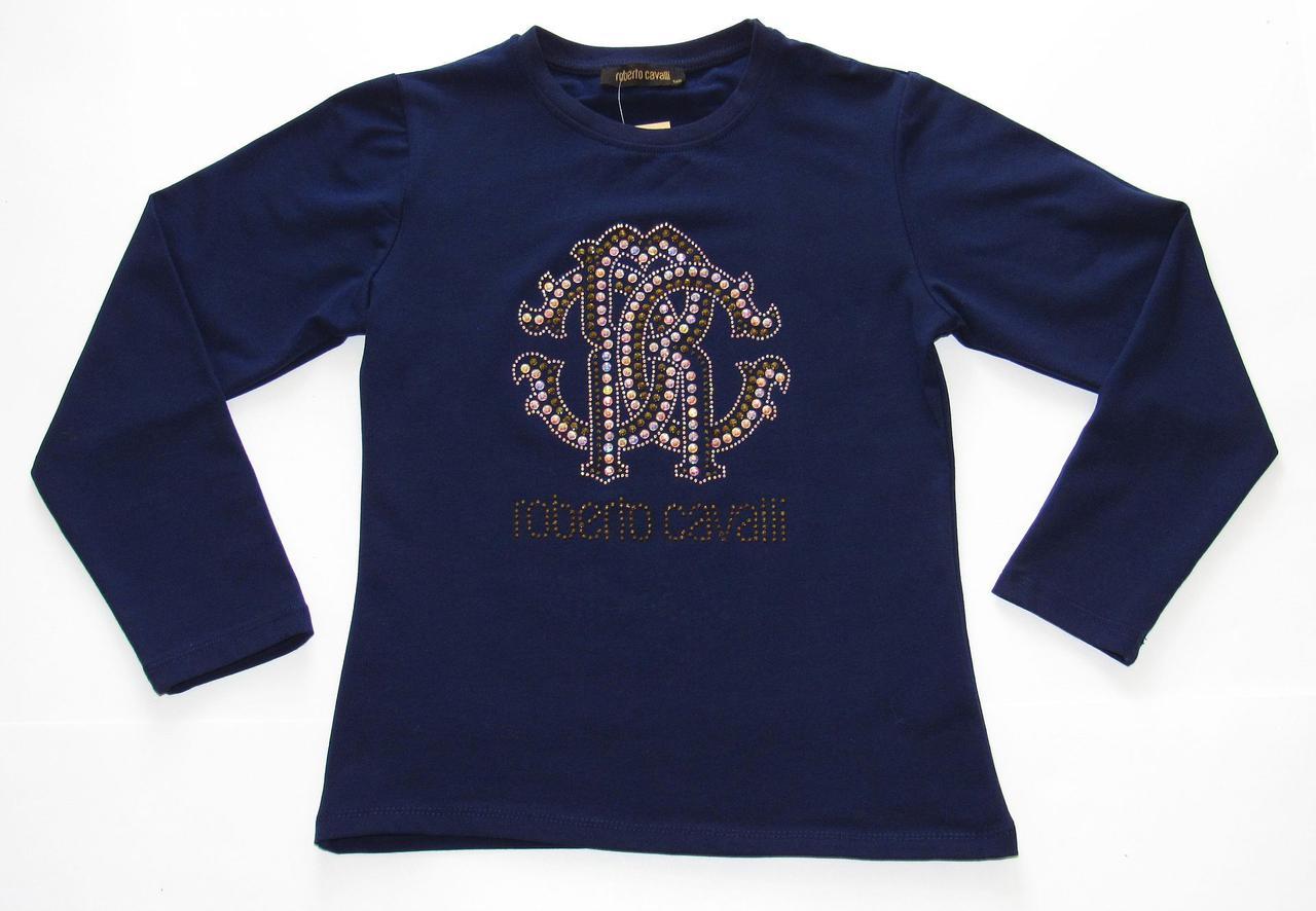 Кофта брендовая синего цвета Roberio Cavalli - Интернет-магазин одежды  ТОПШОП в Мариуполе c2bfdeda45b86