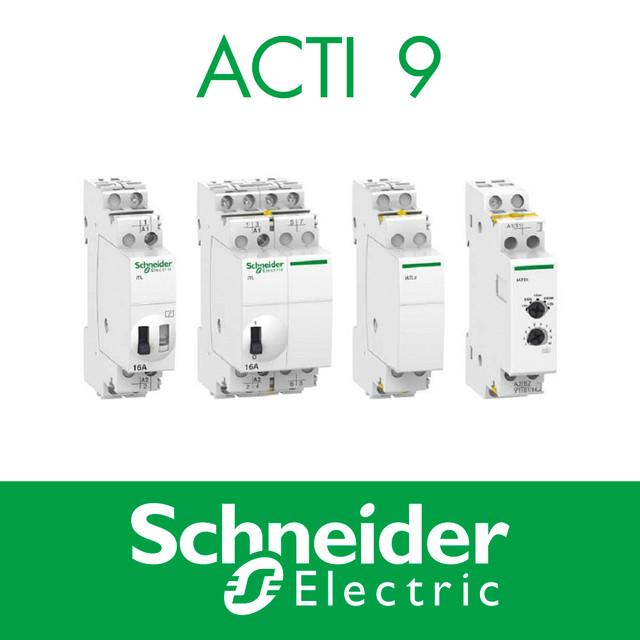 Schneider Серия Acti9