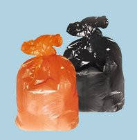 Сетка для упаковки овощей 40х60см, красная и фиолетовая, фото 2