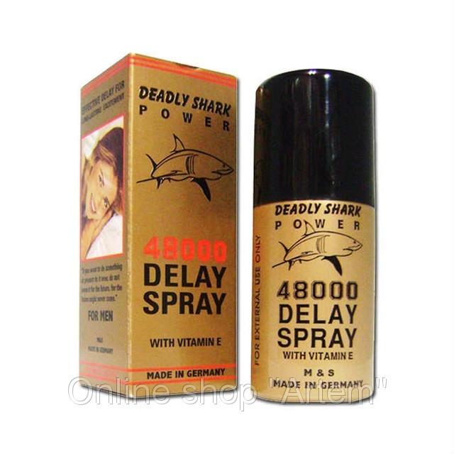Delay spray для продления секса