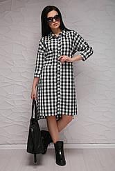 Платье-рубашка женское SV 0138
