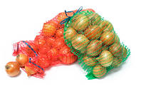 Сетки для овощей разных цветов и размеров