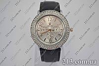 Женские кварцевые часы на ремешке Rolex, фото 1