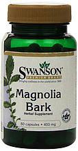 Кора Магнолії SWANSON MAGNOLIA BARK 400 MG 60 CAPS