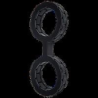 Наручники Doc Johnson The Cuffs Large - Black