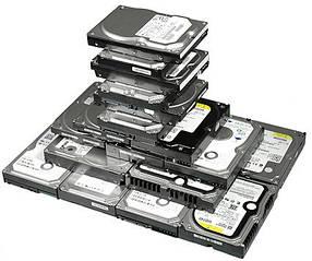 Жесткие диски (HDD) для ПК 3,5''