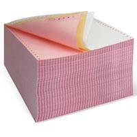Бумага перфорированная многослойная * 240мм 3-х шар 420компл