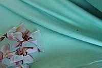 Ткань микро дайвинг мята