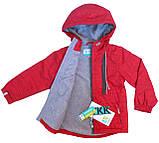 Демисезонный костюм для мальчика Nano 251 M S18 Ferrari Red. Размер 74-132., фото 3