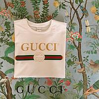 Футболка Gucci женская| бирки