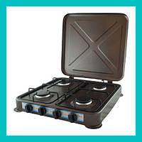 Газовая плита - таганок DOMOTEC MS-6602