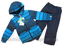 Демисезонный костюм для мальчика Nano 255 M S18 Dk Water. Размеры 75-142.