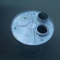 Глушитель DAF XF 95 105 бочка евро3 даф 95 105, фото 1