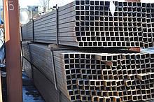 Труба профильная нержавеющая 100х100х3 AISI 304 (квадратная, прямоугольная) нержавейка в наличии на складе