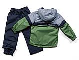 Демисезонный костюм для мальчика Nano 259 M S18 Mystic Green. Размер 74-132., фото 2