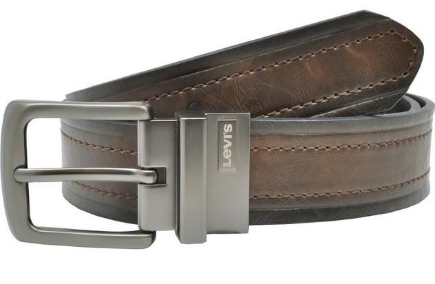 Ремень Levi's Reversible Belt - Brown/Black