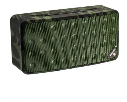 """Портативный беспроводной Bluetooth динамик  """"YCW №3"""", Портативная колонка Monster Beats радио micro SD"""