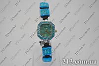 Женские кварцевые часы Шамбала синие, фото 1