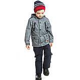 Демисезонный костюм для мальчика Nano 277 M S18 Mid Grey Mix. Размер 74-132., фото 4