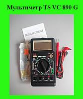 Мультиметр TS VC 890 G!Акция