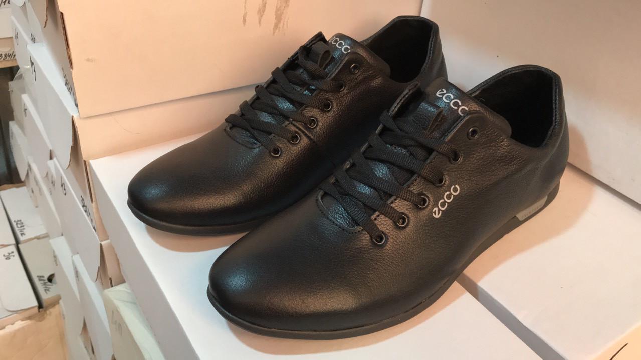 Кроссовки в стиле Ecco мужские кожаные 40 41 42 43 44 45  заказ ... 57299c009ea1e