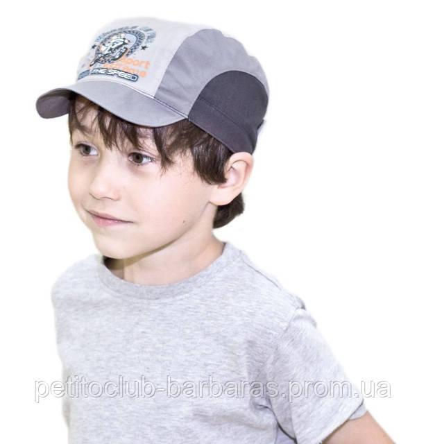 Кепка для мальчика. Артикул D 59