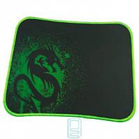 Коврик для мышки Q-6 Dragon Green 255x300