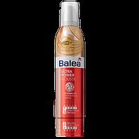 Balea Ultra Power Mousse-Пена для волос ультра сильной фиксации.