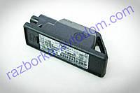 Фонарь подсветки номера Mercedes Sprinter W906,Vito 639,VW Crafter