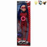 Лялька музична Леді Баг код 1025