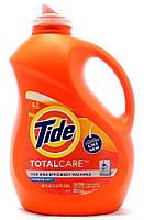 Гель для стирки универсальный Tide Total care 2,95 л., 62 стирки США